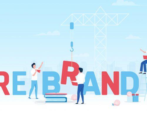 Czas na nowe logo! Rebranding w praktyce.